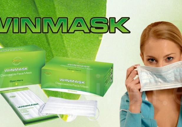 Antibakterinė kaukė WINMASK