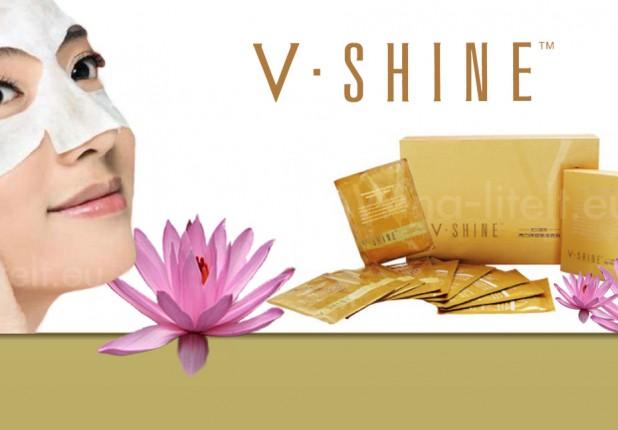 Kosmetinė veido kaukė V-SHINE